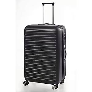 SUITCASE BON BOUT 7724  24   BLACK