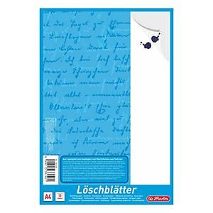 Papír savý Herlitz, A4/10 listů, 80 g/m²
