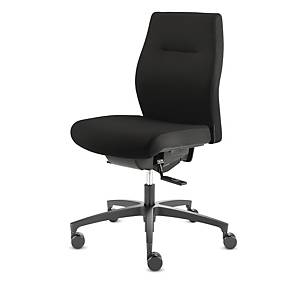 DAUPHIN SHAPE XTL OFFICE CHAIR SYNC BLK