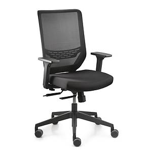 DAUPHIN VALO SYNC2 OFFICE CHAIR BLACK