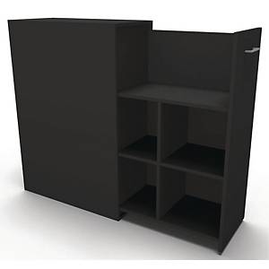 MAXI TOWER BOOKCASE 3R D90CM RIGHT ANTR
