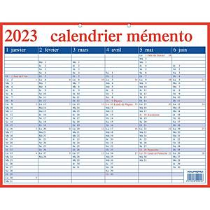 Aurora Mementokalender FR 33x42cm