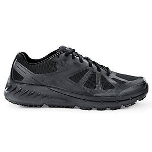 SFC 22782 ENDURANCE II Slip-Resistant Shoes Black Size 42 (UK Size 8)