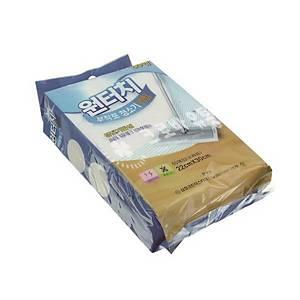 삼정 부직포 청소기 리필 60매
