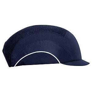 Nárazuvzdorná kšiltovka JSP® A1+, kšilt 2,5 cm, modrá