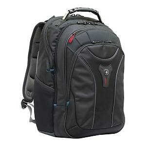WENGER CARBON APPLE 15 17  BACKPACK