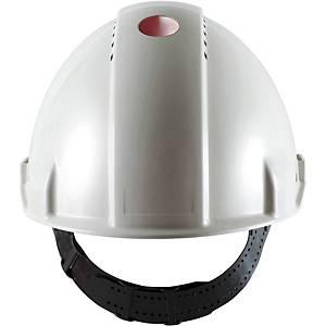 Casque de sécurité 3M™ G3000, blanc, avec réglage coulissant