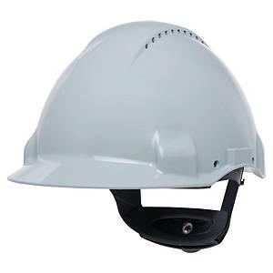 Bezpečnostná prilba 3M™ G3000CUV, biela