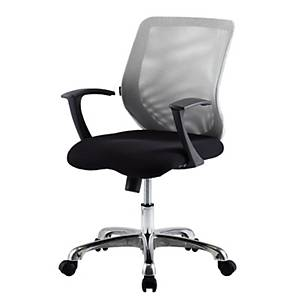 WORKSCAPE CHRISTINA ZR-1004 Office Chair Grey/Black