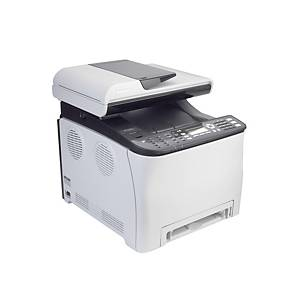 Imprimante laser couleur multifonction Simply Print It Starterkit Ricoh SPC252SF