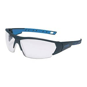 Okulary UVEX I-WORKS 9194.171, soczewki bezbarwne
