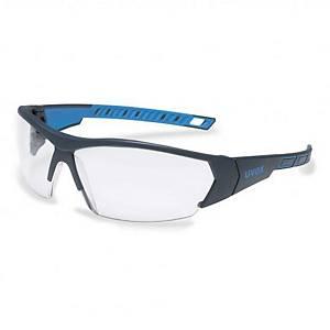 Gafas de seguridad con lente transparente Uvex i-works 9194171