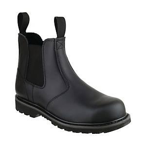 Footsure FS5 Dealer Boot 44 Black