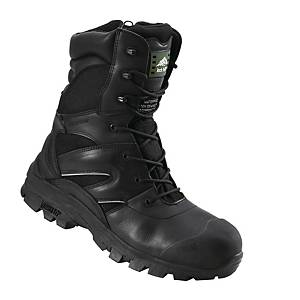 Rockfall Titanium Safety Boot 46 Black