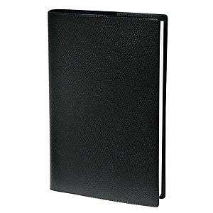 Quo Vadis President FR desk diary with Impala cover black