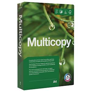 Multifunktionspapir MultiCopy Original, A4, 115 g, pakke a 400 ark