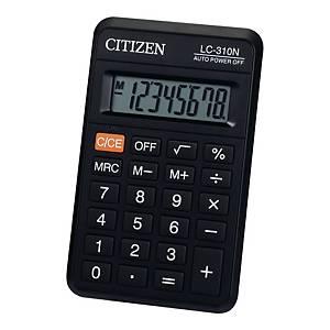 Kalkulator CITIZEN LC310NR 8-pozycyjny Czarny