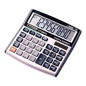 CITIZEN CT500VII DESKTOP CALC 10-DIG SVR