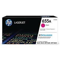 Lasertoner HP 655A CF453A, 10.500 sider, magenta
