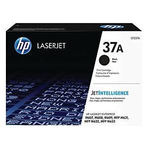 HP CF237A 37A Laser Cartridge - Black