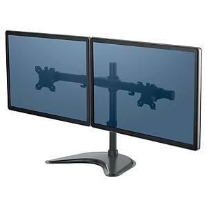 Bras support écran Fellowes Professionnal Series - sur pied - 2 écrans