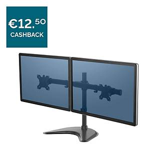 Fellowes (8043701) Professional Series dubbele horizontale monitorarm