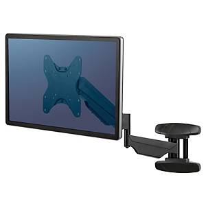 Single Monitor Arm Wandmontage, Fellowes