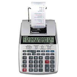 Calculatrice Canon P23-DTSC II avec imprimante et rouleau encreur, 12 chiffres