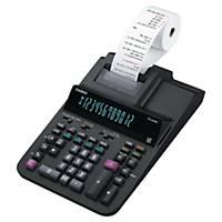 Calculatrice Casio FR-620RE avec imprimante et rouleau encreur, 12 chiffres