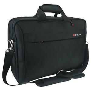 Monolith 3206 Motion II Hybrid laptoptas/rugzak voor laptop tot 15,6 inch, zwart