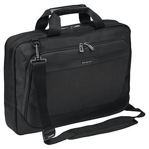 Targus CitySmart Advanced Topload laptoptas, voor laptop 14 tot 15,6 inch, zwart