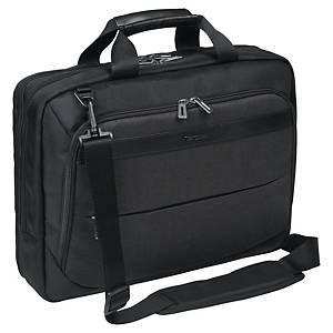 Sacoche ordinateur Targus CitySmart - 14 /15,6  - haute capacité - noir/gris