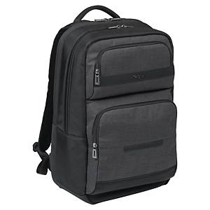 Sac à dos pour ordinateur portable Targus City Smart Advanced 15.6'', noir