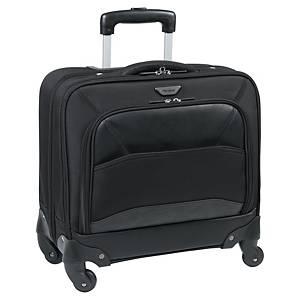Valise à roulettes Targus Mobile Vip, ordinateur portable jusqu'à 15,6'', noire
