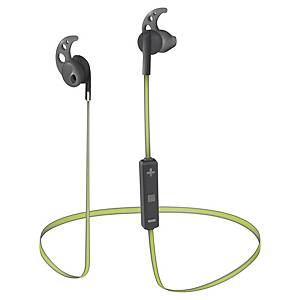 Høretelefoner Trust Sila, trådløs, sort/lime