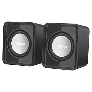 Leto 2.0 Speaker Set - Black