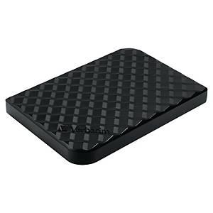 Disque dur externe portable Verbatim USB 3.0, 2.5 , 4 To, noir