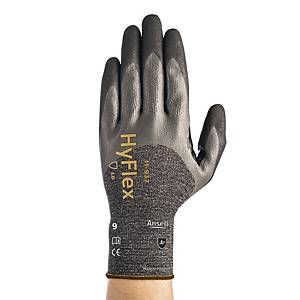 Gants anti-coupures Ansell 11-937, enduction nitrile et PU, taille 7, 12 paires