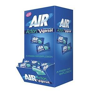 Gomme da masticare Air Action Vigorsol in barattolo da 250 confetti