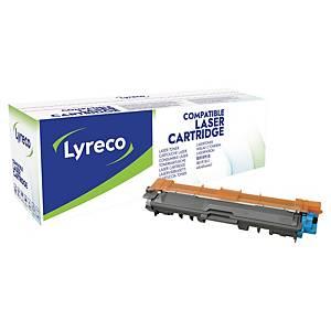 Lyreco Toner kompatibel zu Brother TN-241 für ca. 1400 Seiten, cyan