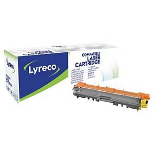 Toner Lyreco kompatibel mit Brother TN-242, Reichweite: 1.400, gelb
