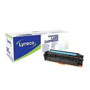 Lyreco Toner kompatibel zu Canon 718, 2900 Seiten, cyan