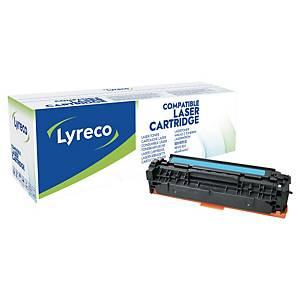 Lyreco Canon 718 laservärikasetti syaani