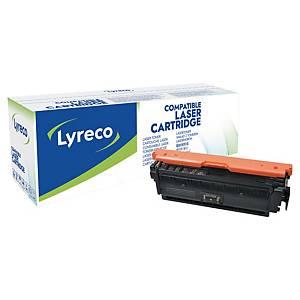 Lasertoner Lyreco HP CF362X kompatibel, 9.500 sider, gul