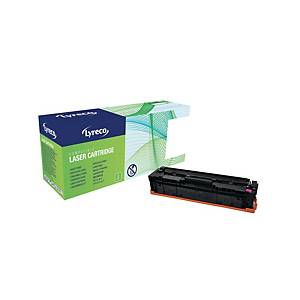 Lyreco HP CF403A Compatible Laser Cartridge - Magenta