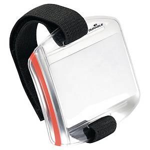 DURABLE Kartenhalter, UV-stabil, wasserdicht und temperaturbeständi