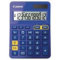 Calculatrice compacte Canon LS-123K, 12 chiffres, violet