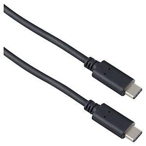 Targus USB kábel Típus C-C, 1 m