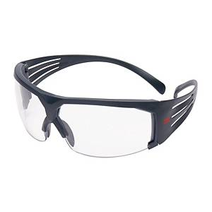 3M Securefit SF601SGAF safety spectacles - Clear lens