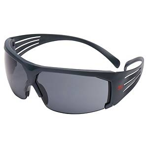 Skyddsglasögon 3M Securefit 600, grå